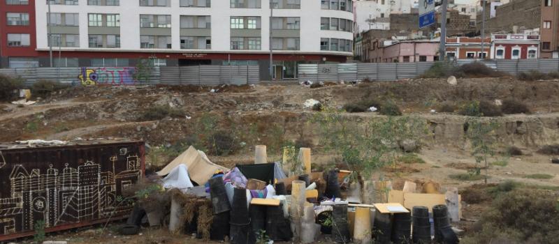 El PP alerta del preocupante incremento de personas sin hogar y 'okupas' en la ciudad