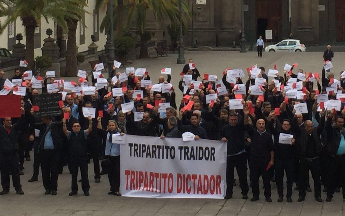 El PP lamenta el nuevo lío montado por el Tripartito al sector del Taxi