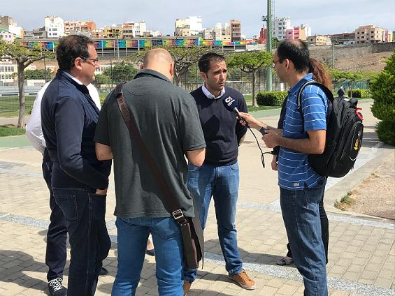 El PP presenta alegaciones al recorte del Parque de Las Rehoyas que pretenden PSOE-Podemos-NC