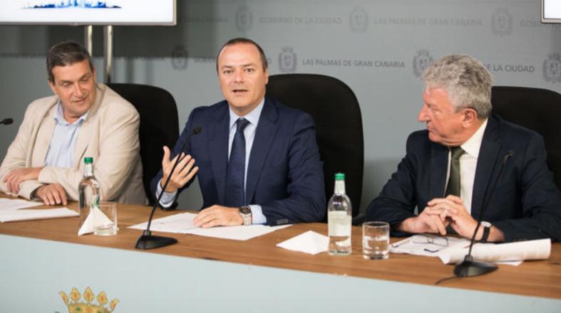 El Plan de Reequilibrio Económico por incumplir la regla de gasto consagra la subida de impuestos de PSOE, Podemos y NC