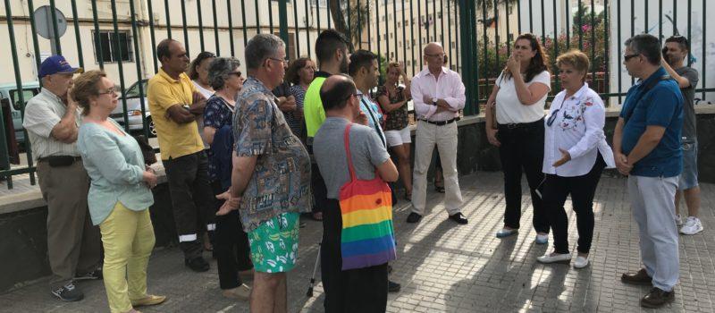 El PP denuncia las deficiencias del Tripartito en el Plan de Reposición Rehoyas
