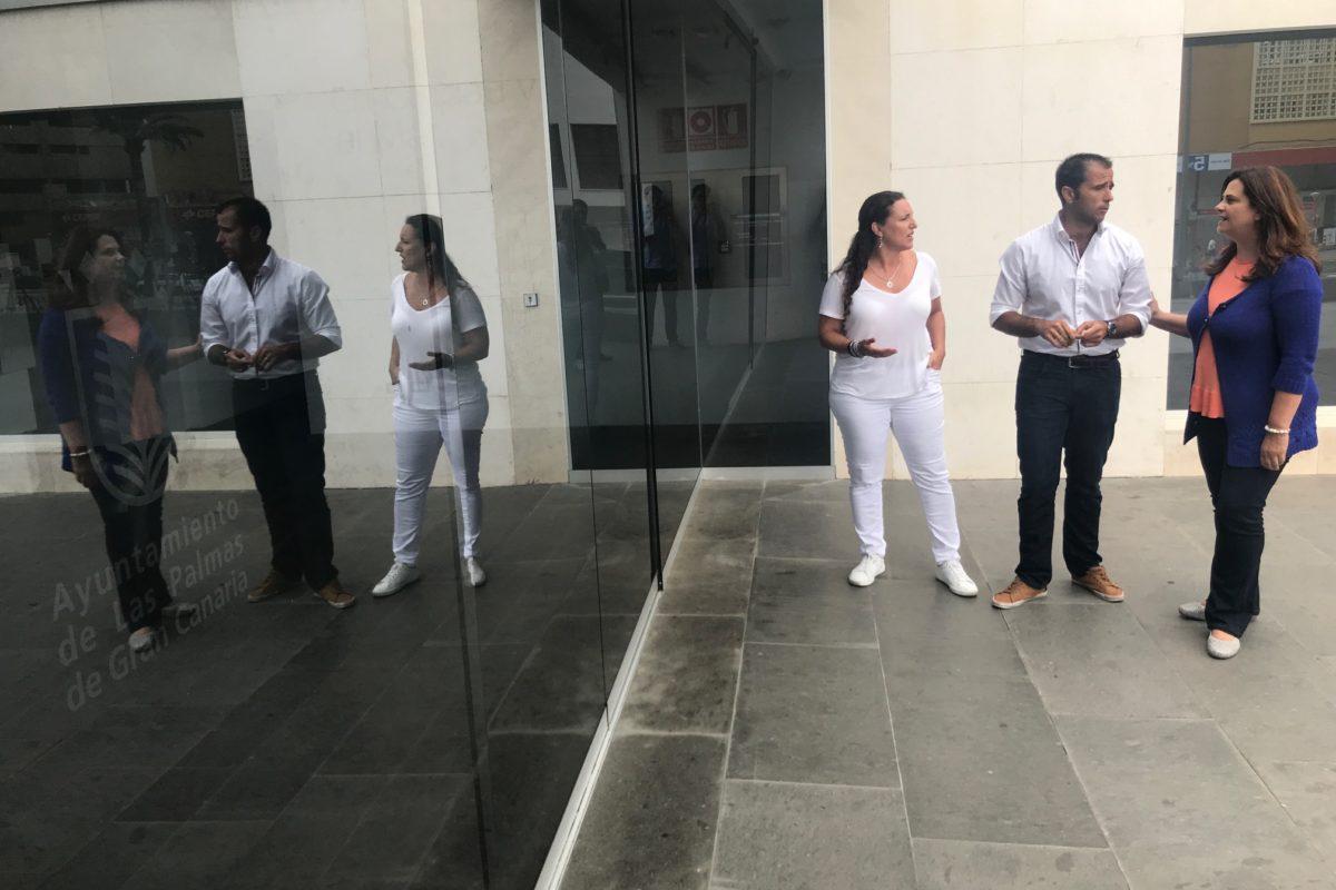 El PP censura al tripartito por cerrar el Castillo de Mata en agosto y reclama que lo convierta en un espacio que recoja la evolución histórica de LPGC