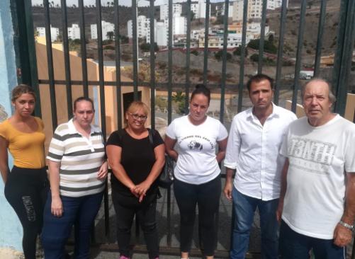 El Partido Popular censura el nuevo engaño del Tripartito a los vecinos de El Lasso con el Colegio León