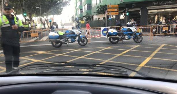 """Sabroso critica que el """"caos"""" organizado por el Tripartito con el cierre de Mesa y López obliga a tener entre 15 y 20 policías en la zona que se restan a los barrios"""