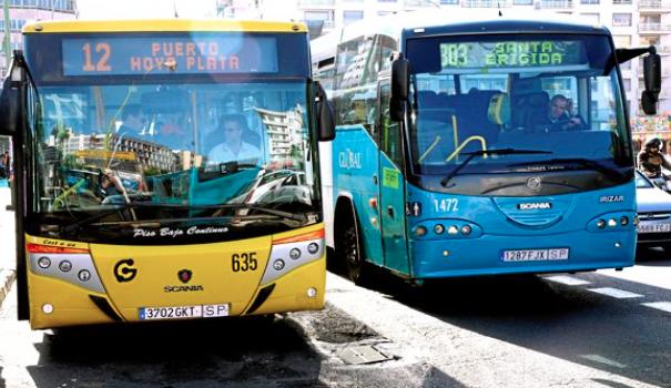 El PP rechaza que LPGC sea el único municipio de Gran Canaria que ponga dinero para pagar el nuevo bono-guagua joven