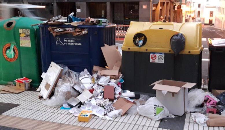 """El PP en LPGC da por """"imposible"""" la mejora de la limpieza mientras gobierne el Tripartito"""