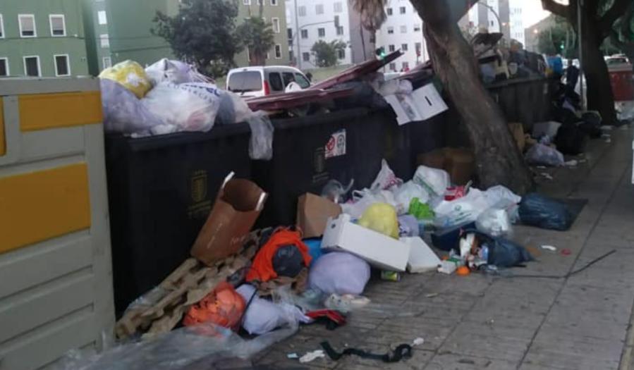 """El PP considera una """"falta de respeto"""" que se haya pospuesto en tres ocasiones la celebración del  Consejo de Limpieza mientras la ciudad está """"está al borde un problema de salud pública"""""""