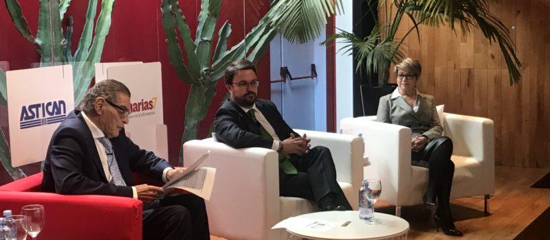 Salud Gil anuncia que asumirá como Alcaldesa el área de Acción Social e Igualdad del Ayuntamiento capitalino