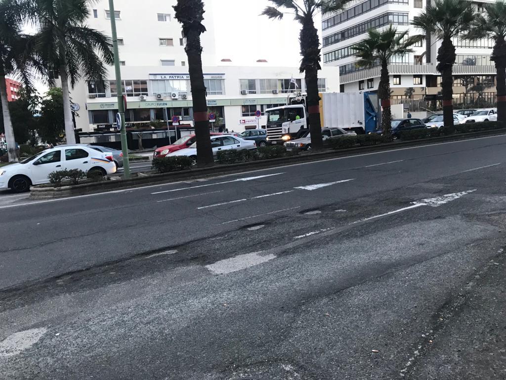 """El PP denuncia la """"dejación permanente"""" del Tripartito con los servicios más básicos de la ciudad como el mantenimiento de las calles"""