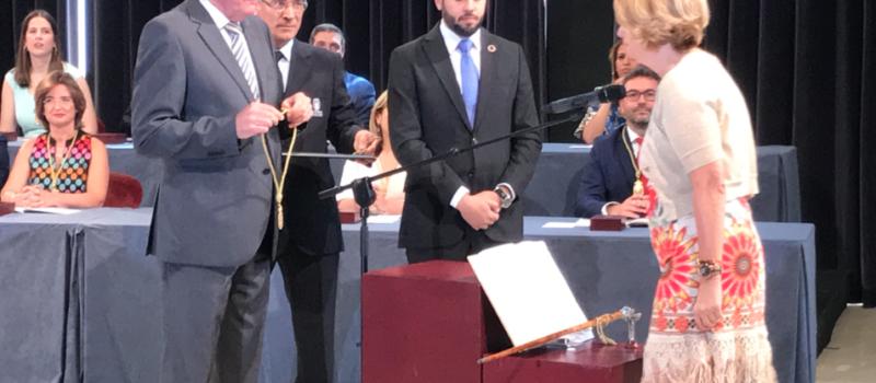 INTERVENCIÓN PEPA LUZARDO – ACTO CONSTITUCIÓN PLENO LPGC