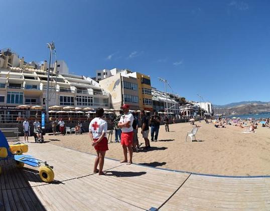 El PP exige explicaciones por los constantes incumplimientos del Ayuntamiento con la seguridad en las playas de la ciudad