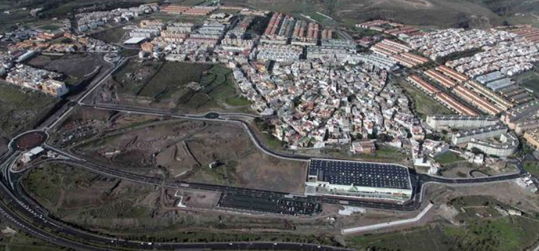 El PP pregunta cuántas viviendas de la parcela pública que Hidalgo acaba de vender en Tamaraceite van a tener algún grado de protección oficial