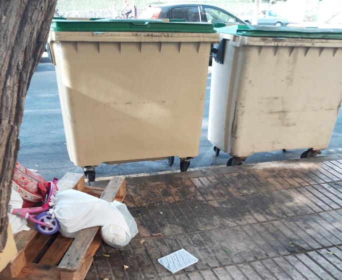 """El PP pide a Hidalgo que """"copie y pegue"""" el modelo de limpieza de Patricia Hernández en SCTF tras nuevas denuncias por suciedad en la capital grancanaria"""