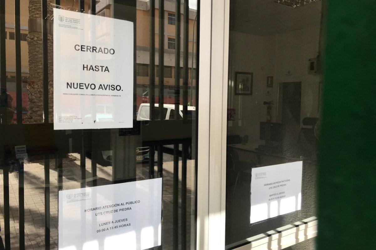 """El PP solicita a Hidalgo que reabra """"de manera urgente"""" la unidad de atención social de Cruz de Piedra tras su cierre por problemas de salubridad"""