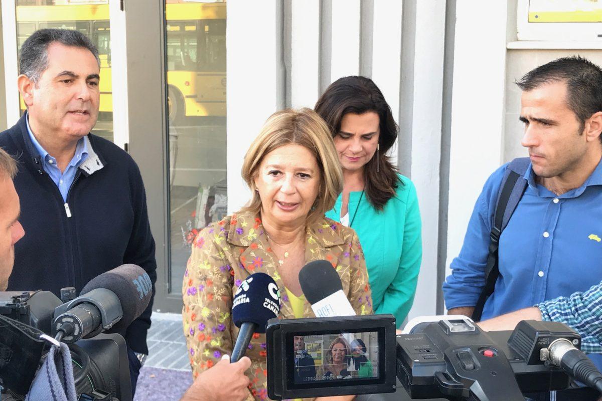 Luzardo alerta del fenómeno de mujeres sin hogar con hijos a cargo y confía en que el PSOE apruebe la iniciativa de empadronamientos especiales