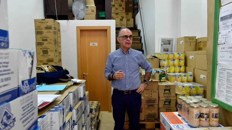 El PP pedirá ante la Junta de Distrito Centro que Hidalgo ceda el local que se comprometió a darle al banco de alimentos de Arenales