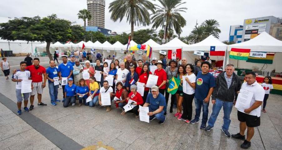 """El PP lamenta que Hidalgo siga demostrando """"cuál es su verdadera sensibilidad social"""" tras negarse a apoyar el Día del Migrante en LPGC"""