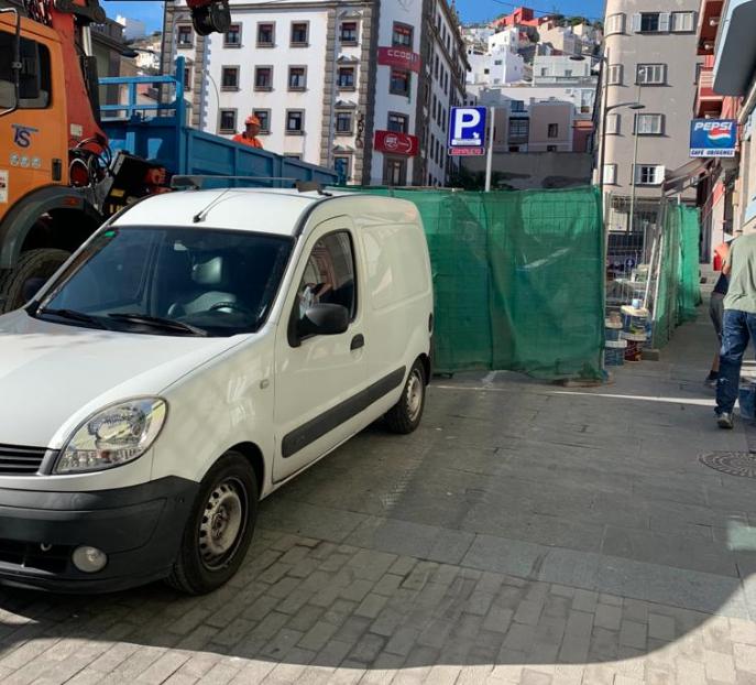 """El PP afirma que la obra del parking de San Bernardo ha sido un """"suplicio"""" tanto para vecinos como comerciantes y pide medidas compensatorias"""