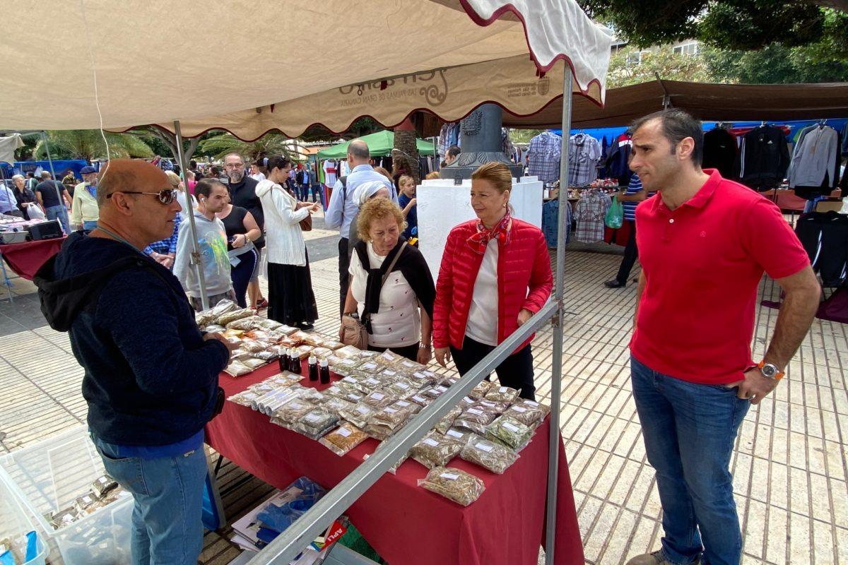 El PP advierte de que Hidalgo debe consensuar una alternativa con los vendedores del Rastro  y no imponerles el traslado sin diálogo