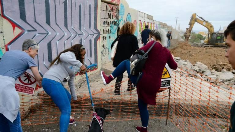 """Luzardo afirma que la negativa del Gobierno regional a la obra del parque de Nueva Isleta subraya """"lo mal que se han hecho las cosas"""""""