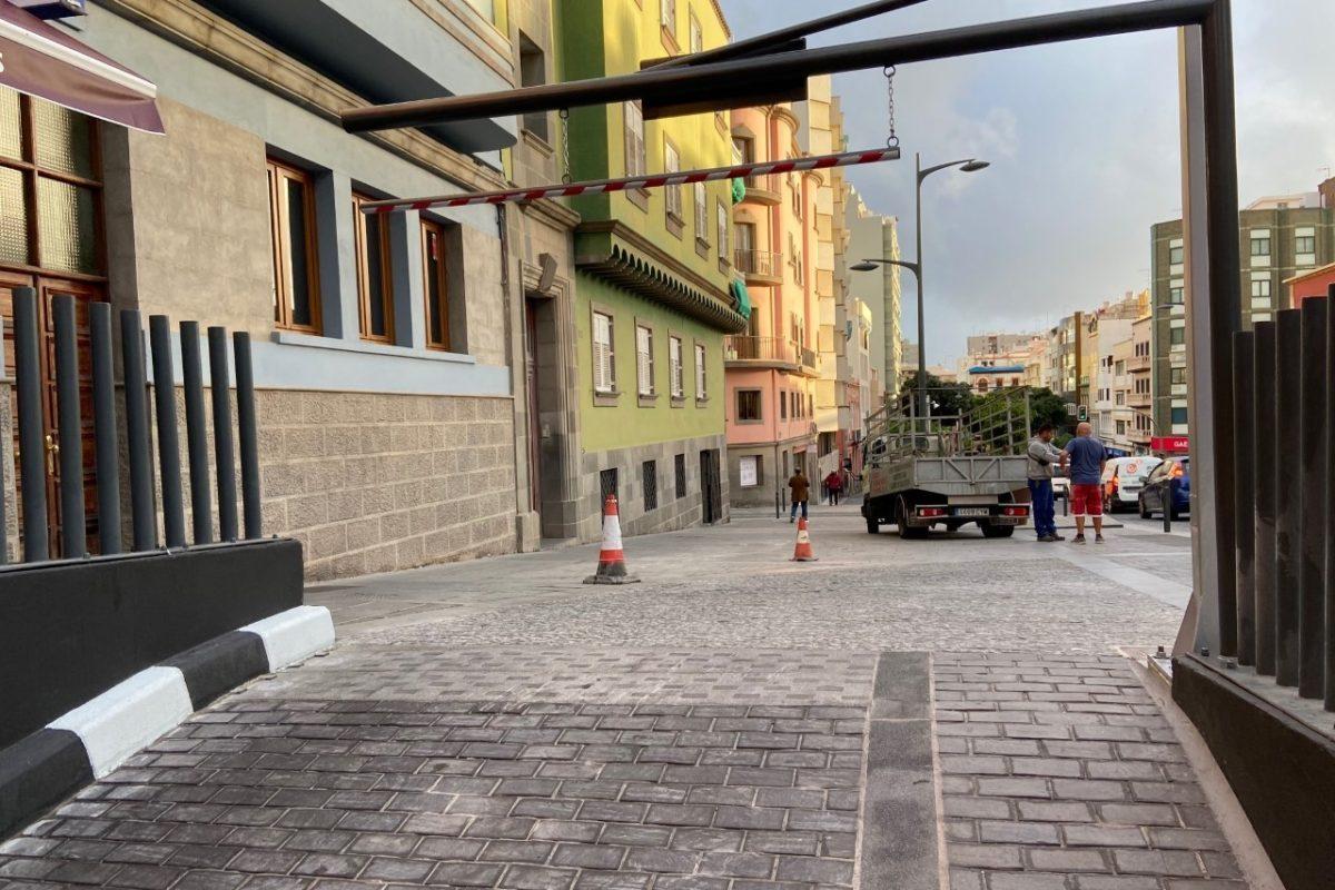 El PP censura que los problemas de acceso al parking de San Bernardo obliguen a hacer nuevas obras