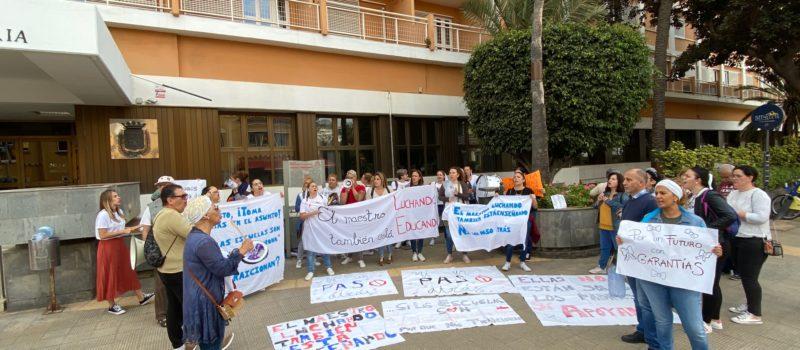 Luzardo mantendrá la comparecencia de la responsable de Educación en el Pleno tras un nuevo mes con impagos de nóminas en las Escuelas Infantiles
